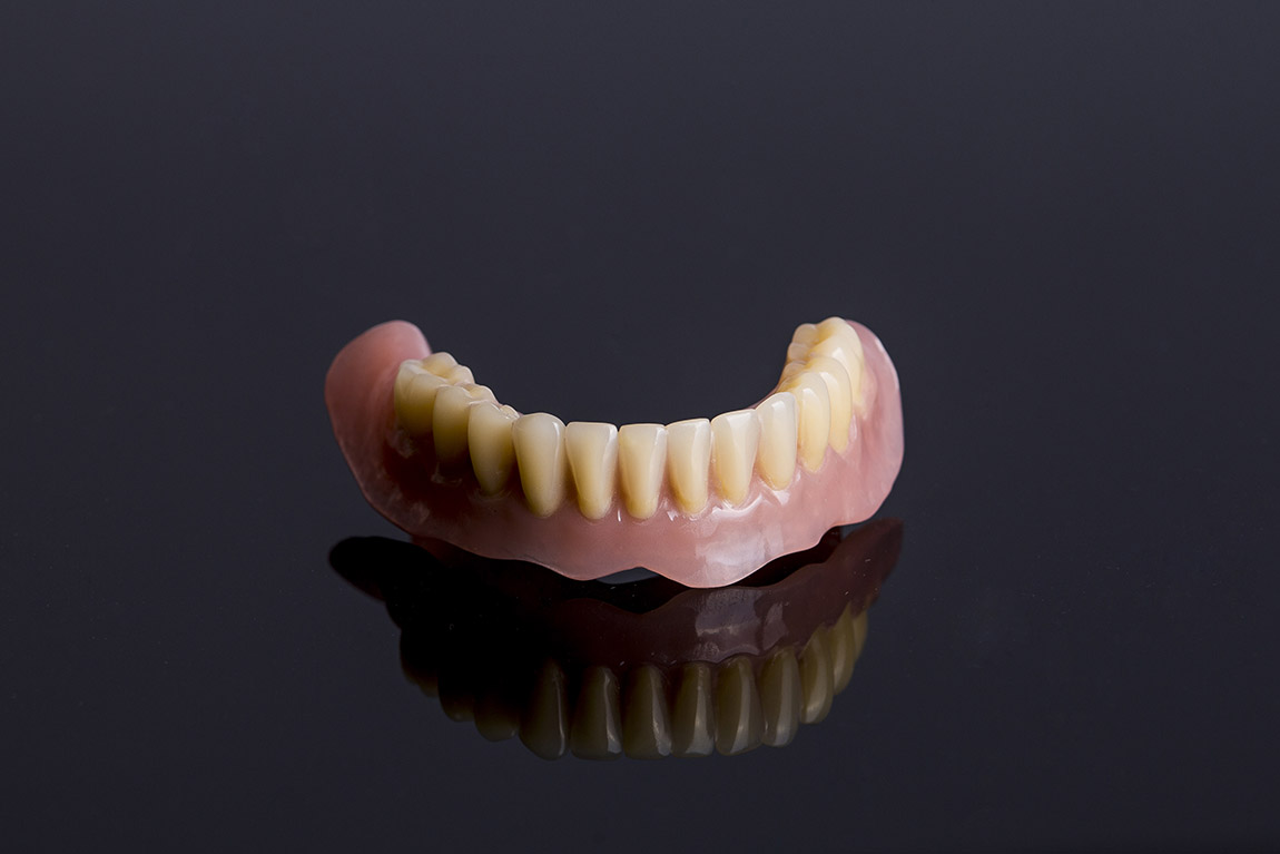 fotografia piezas dentales vigo