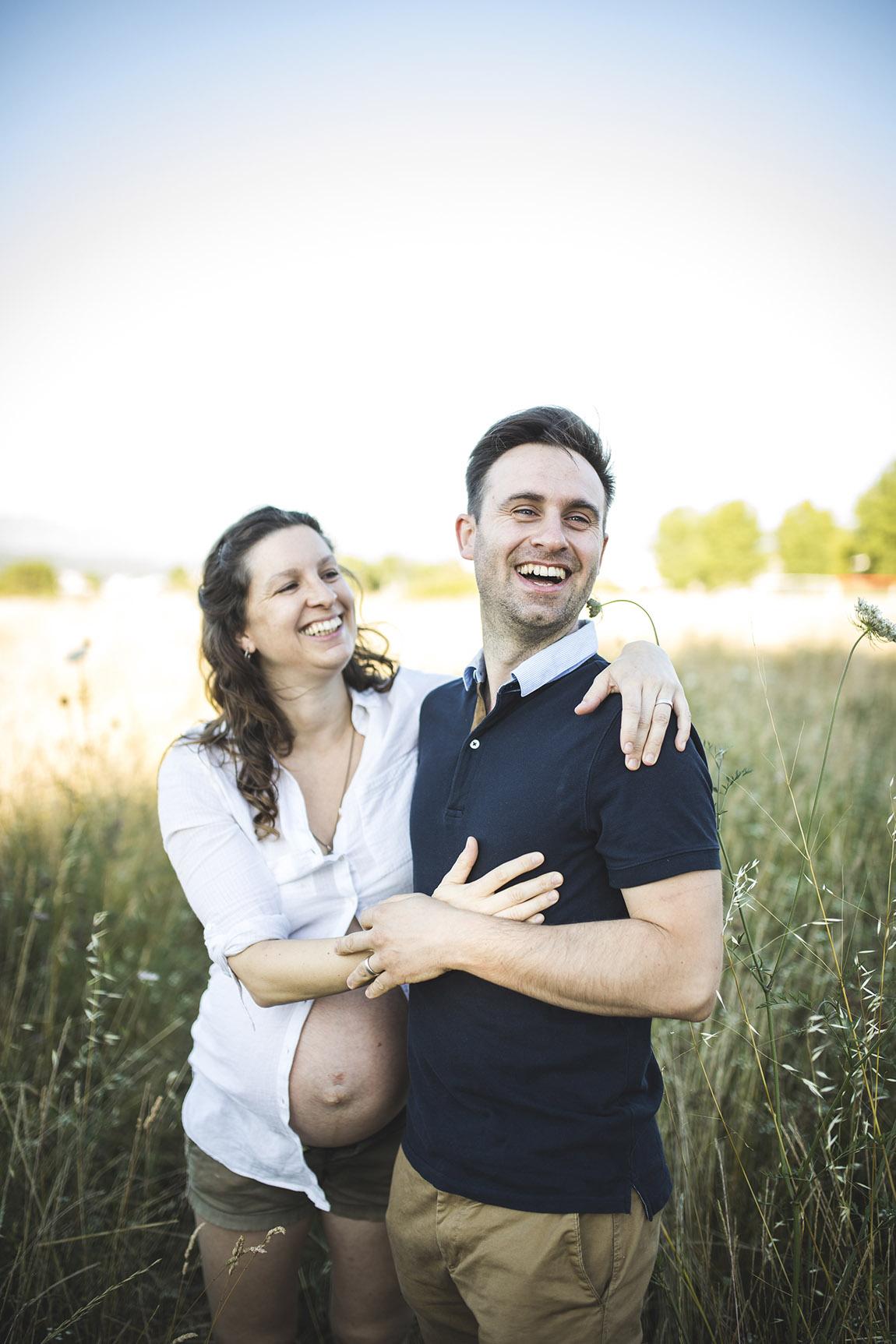 Fotografía de embarazo y con bebé. - 2021