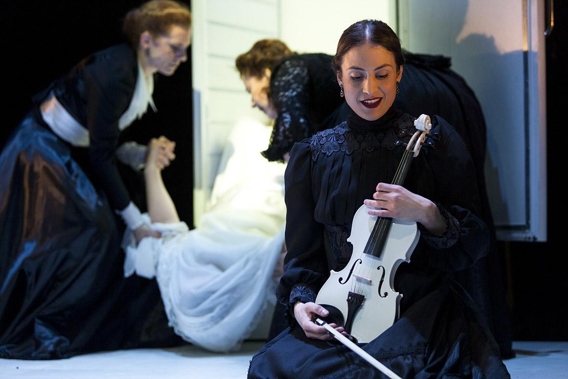 Teatro en la Sala Ártika - 2021