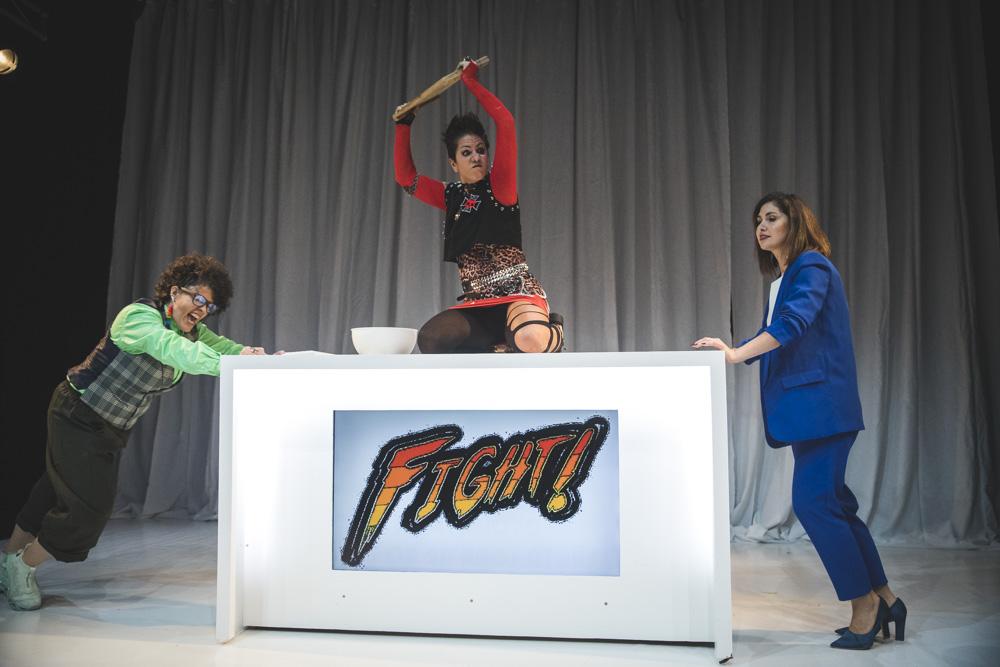obra de teatro feminissimas en vigo