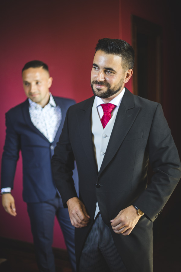 Preparativos boda - 2021