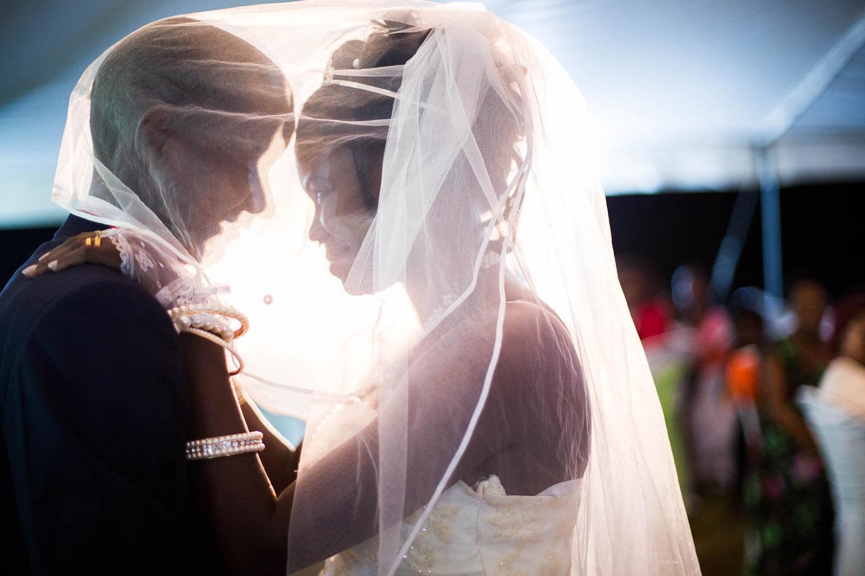 Una boda zambiana