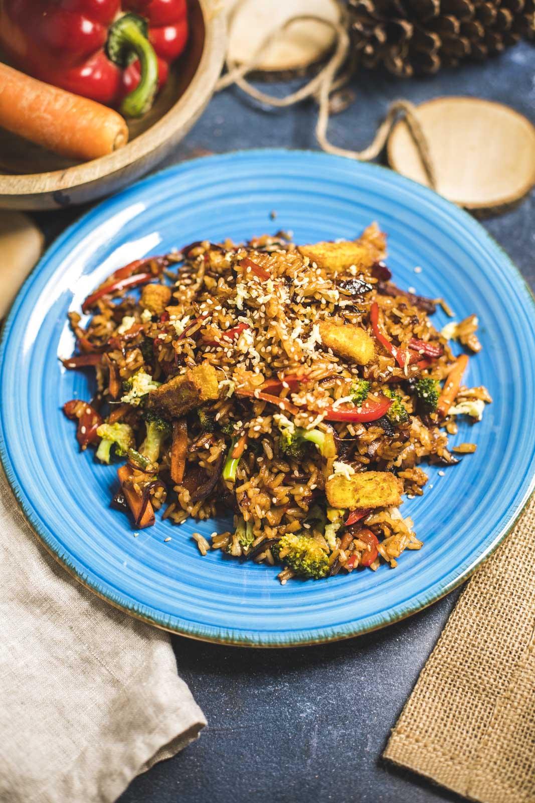 Fotografia de producto gastronómica