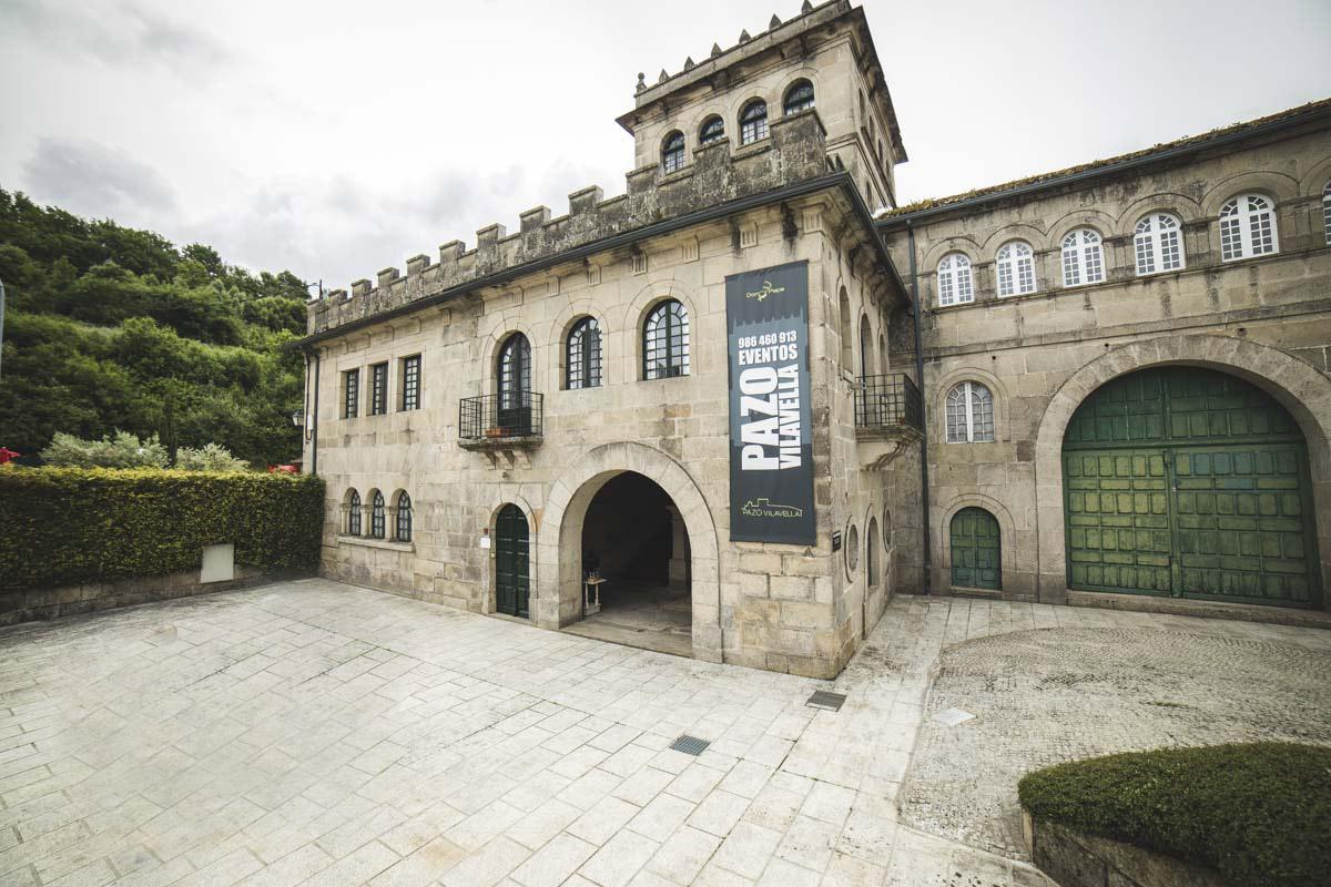Pazo Vilavella. Fotografía de bodas en Vigo y Pontevedra