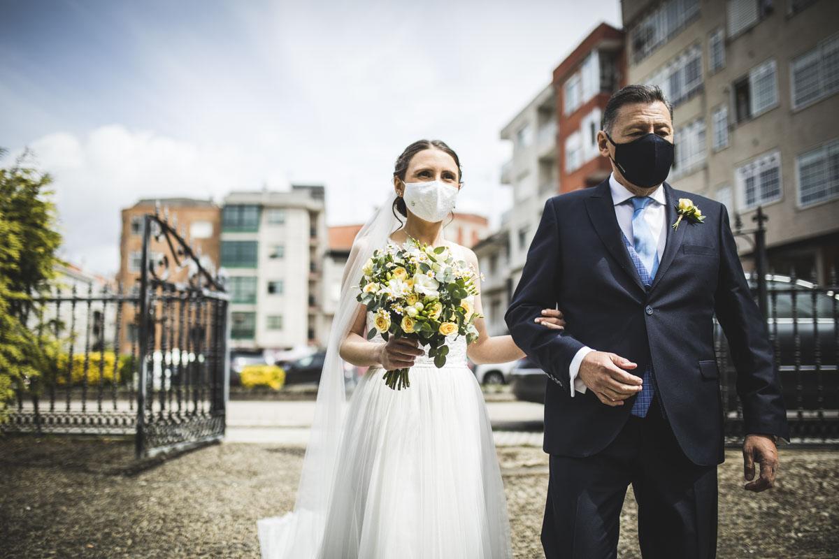 ¿Es segura una boda en tiempos de COVID-19? - 2021