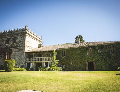 Mejores pazos para bodas en Pontevedra