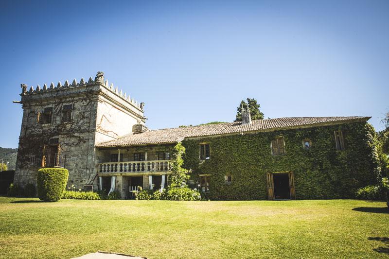 Pazos de Pontevedra para bodas